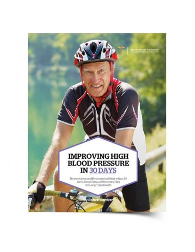 Health Book - Improving High Blood Pressure in 30 Days