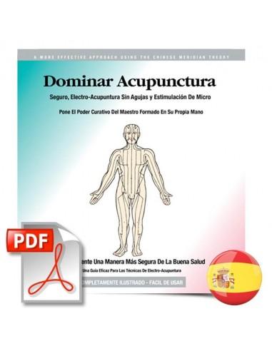HealthPoint Mastering Acupuncture ebook (Spanish Version) - Dominar Acupunctura