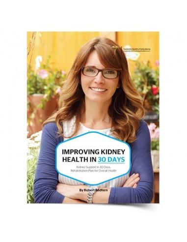 Health Book - Improving Kidney Health in 30 Days