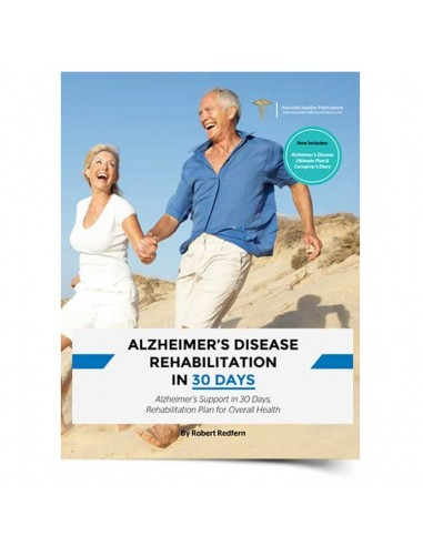 Health Book - Alzheimers Disease Rehabilition in 30 Days