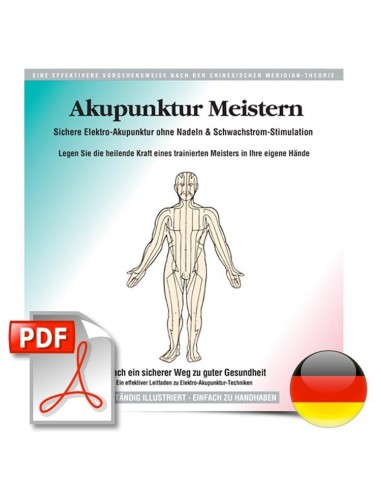 HealthPoint Mastering Acupuncture eBook (German Version) - Akupunktur Meistern