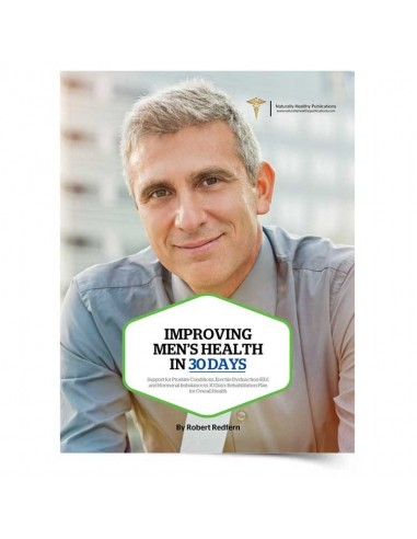 Health Book - Improving Men's Health in 30 Days